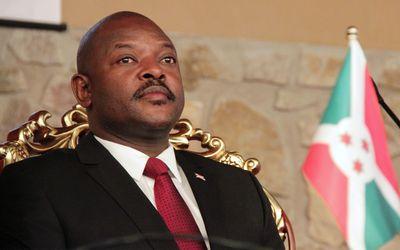 Burundi Pres