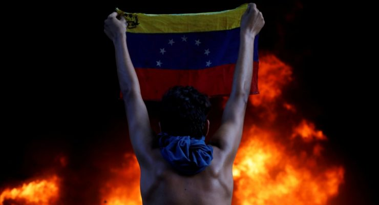 Venezuela's Suicide: Lessons From a Failed State